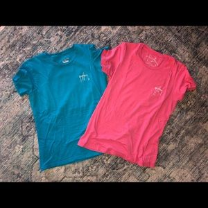 Guy Harvey women's Tee's (Lot of 2)